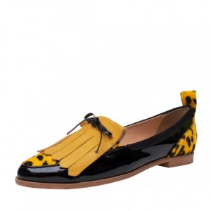 MOCASINES BETTY CHITA AMARILLO