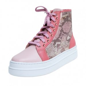 ZAPATILLAS SOLE PITON ROSADO
